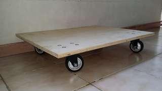 Flatted Trolley   Carton Box