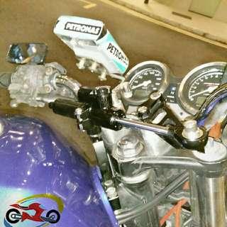 Steering Damper for HONDA CB400
