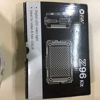F&V Z96 kit LED 持續燈(2台)