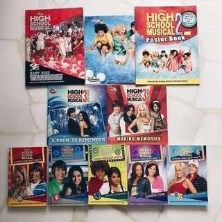 Assorted HSM books