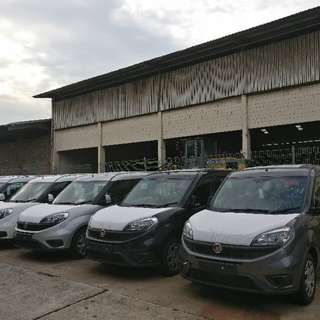Vans/Lorry/Trucks for lease. PROMOTION: CHEAP RATES FOR NEW/USED FIAT DOBLO for rent