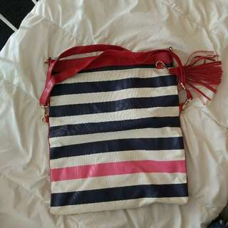 Fringe Stripe Bag UNIQLO