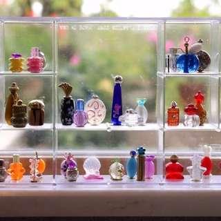 Authentic Perfume Minis