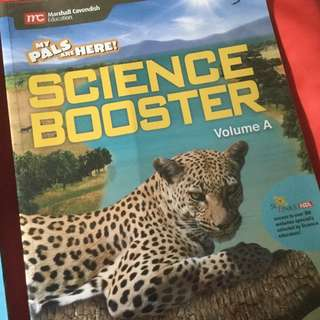My pals are here : science booster volume A