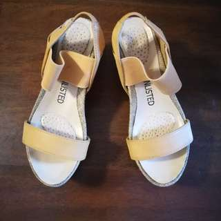 Pre-loved Unlisted Wedge Sandals Rarely Used