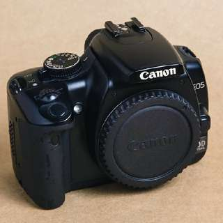 Canon EOS 400D (body only)