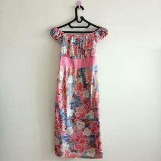 SALE - ENCHANTED PRINCESS FLOWER DRESS