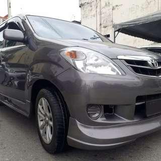 2009 Toyota Avanza 1.3 (A) PTPTN