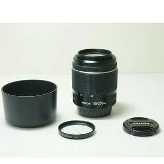 Pentax DAL 50-200mm WR (防雨 /Rain Proof)