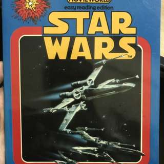 Star Wars First Generation Picture Book