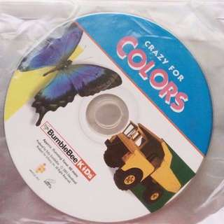 [Set Of 2] Educational VCDs from Bumblebee Kids.