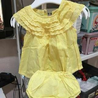 Dress Baby 0-3mon