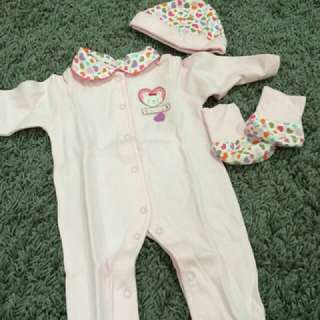 Jumper Baby Set 0-3month