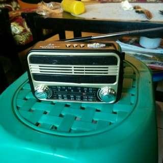 Radio Speaker Portabel Mitsuyama