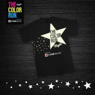 Exchange of Size - Color run 2017 Tee