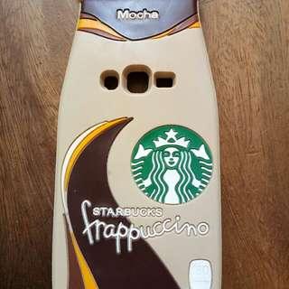Soft Case Samsung Galaxy Grand Prime Starbucks