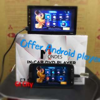 2 din player android