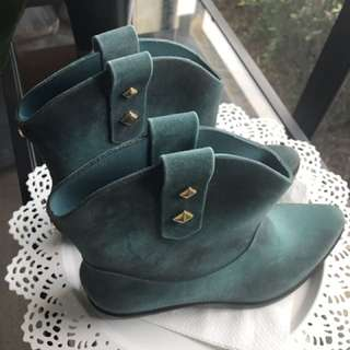 Authentic Melissa Boots size 8