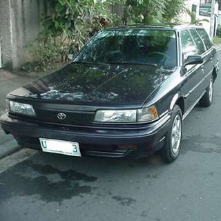 Toyota Camry Station Wagon Deluxe A/T