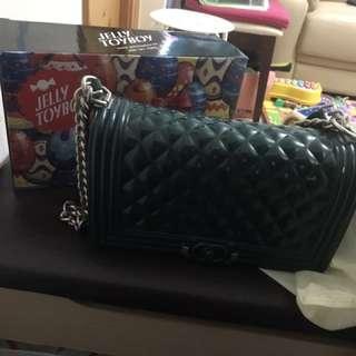 Jelly toyboy bag