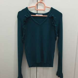 MNG LONG SLEEVE TOP