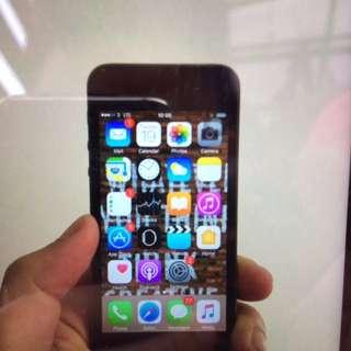 Iphone 5S 16 Gb fullset garansi ibox 9bulan