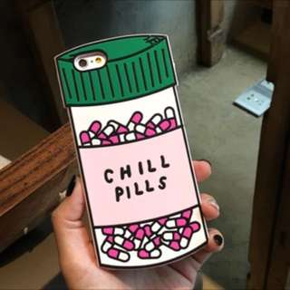 Chill Pills iphone 6+ case