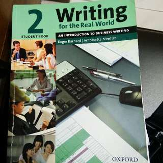 writing for the real world