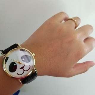 cutie panda watch