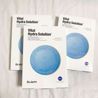 Dr Jart Vital Hydra Solution PER box