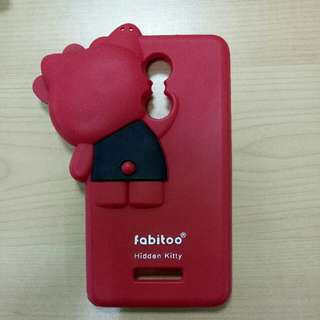 Fabitoo Case Hidden Kitty For Redmi Note 3