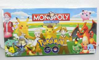 Monopoly Global Village Pokemon Go