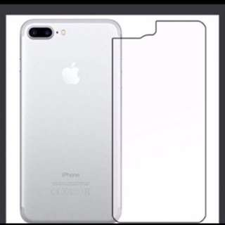 Brand New Apple iPhone 7 / 7 Plus / 8 / 8+ Back Protector + lens protector For Sale!