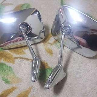 Side Mirror Chrome Datsun