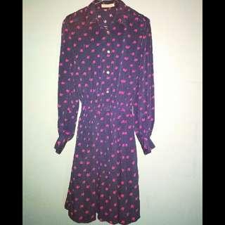 Dress Vintage Retro