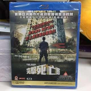 正版藍光影碟 Blu-ray Disc (香港行貨) 外語片<突擊死亡塔>