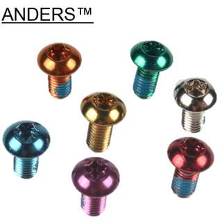 ANDERS Colour Bolts M5*10mm M5x10mm