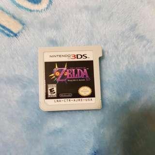 The Legend Of Zelda: Majoras Mask 3DS
