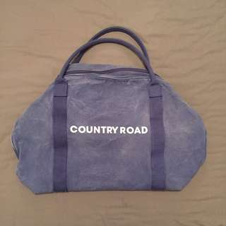 Country Road Duffle Bag