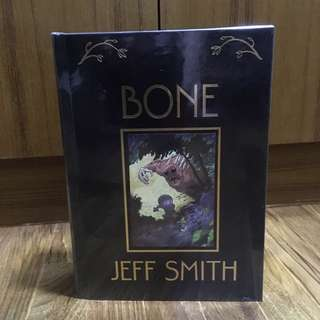 Bone One Volume Edition Autographed by Jeff Smith