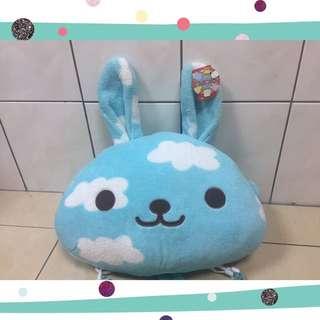 藍天兔兔後揹包