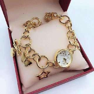 Class A Coach bracelet style watch