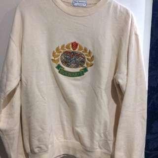 Burberry Sweatshirt Size M
