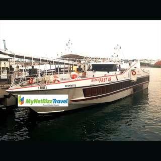 Batam Ferry, Batam Fast Ferry