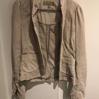 FCUK jacket size 6