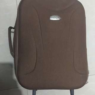 Dianne Beaudry Small Luggage (brown)