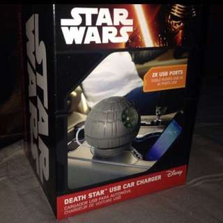 Disney Star Wars USB Car Charger!