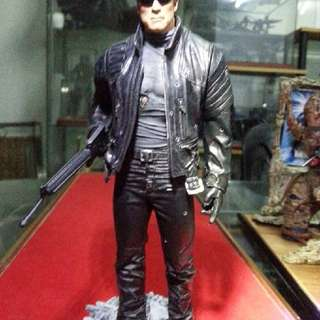 Terminator 3 McFarlane Collections