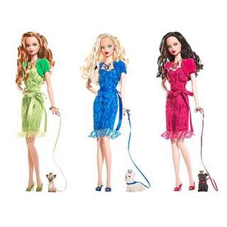 LOOKING FOR: Birthstone Beauties Barbie Dolls