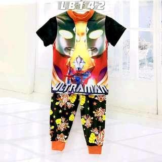 (Nett Price) Ultraman Black SS Sleepwear